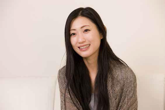 Artis Jepang Rambut Panjang